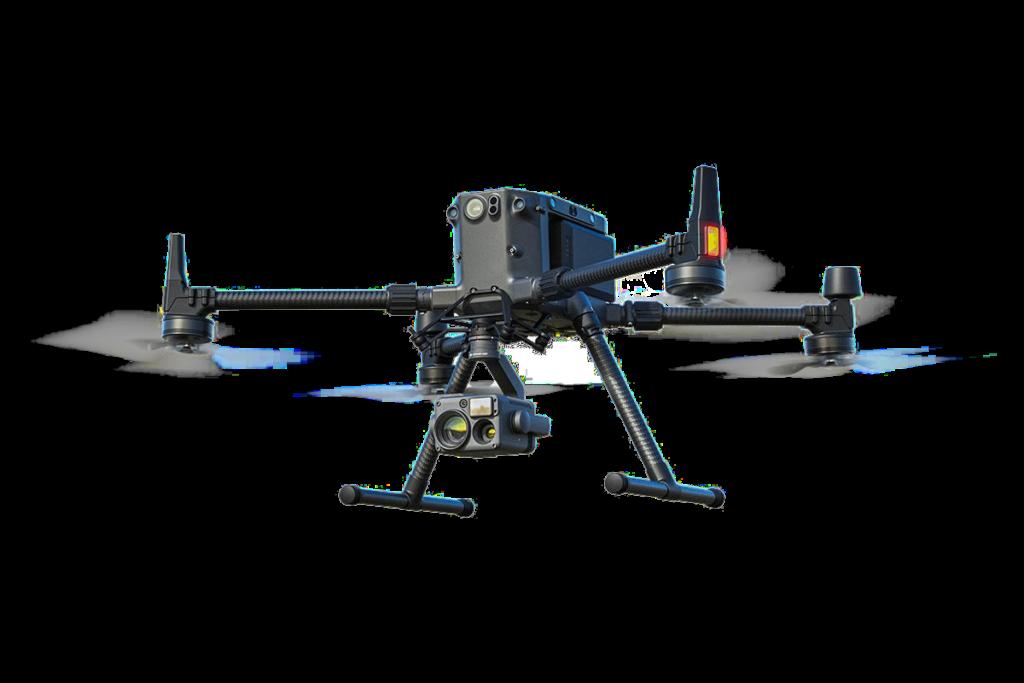 drones DJI tecnologia